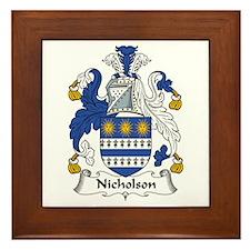 Nicholson Framed Tile