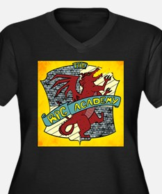 The RPG Academy Logo Plus Size T-Shirt