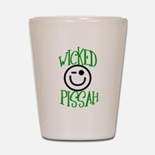 Wicked Pissah Shot Glass