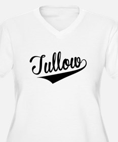 Tullow, Retro, Plus Size T-Shirt
