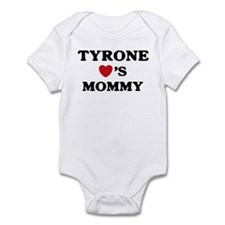 Tyrone loves mommy Onesie