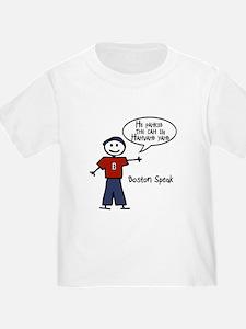Boston Speak T-Shirt