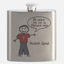 Boston Speak Flask