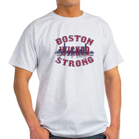 Boston Wicked Strong T-Shirt