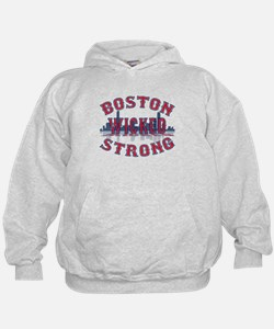 Boston Wicked Strong Hoodie