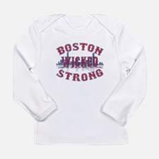 Boston Wicked Strong Long Sleeve T-Shirt