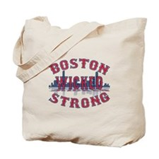 Boston Wicked Strong Tote Bag