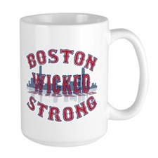 Boston Wicked Strong Mugs