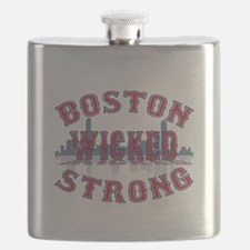 Boston Wicked Strong Flask