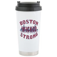 Boston Wicked Strong Travel Mug