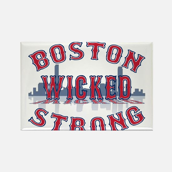 Boston Wicked Strong Magnets