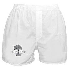 Boston Strong Iron Fist Boxer Shorts