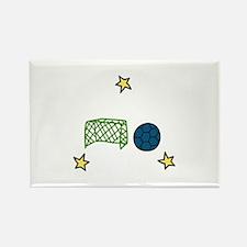 Soccer Sport Magnets