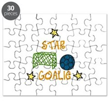 STAR GOALIE Puzzle
