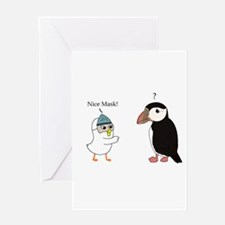 What Mask? Greeting Cards