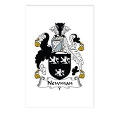 Newman Postcards (Package of 8)