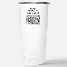 HOCKEY6 Travel Mug