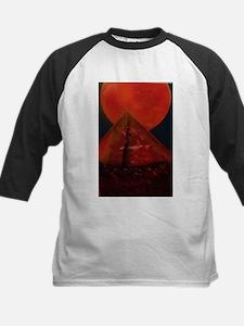 Sunset pyramid Baseball Jersey