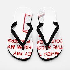 HOCKEY2 Flip Flops
