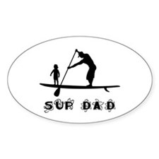 SUP_DAD Decal
