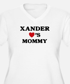 Xander loves mommy T-Shirt