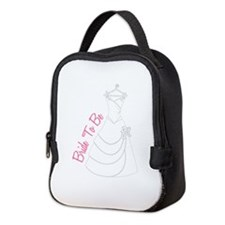 Bride To Be Neoprene Lunch Bag