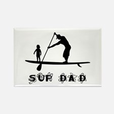 SUP_DAD Magnets