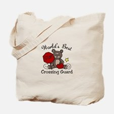 Worlds Best Crossing Guard Tote Bag