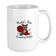 Worlds Best Crossing Guard Mugs