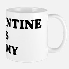 Constantine loves mommy Mug