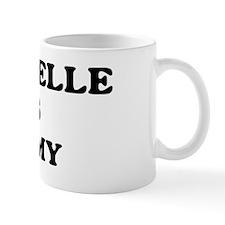 Annabelle loves mommy Mug