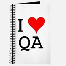 I Love QA Journal