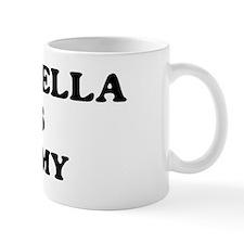 Annabella loves mommy Coffee Mug