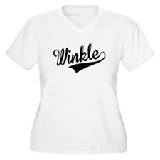 Winkle, Retro, Plus Size T-Shirt