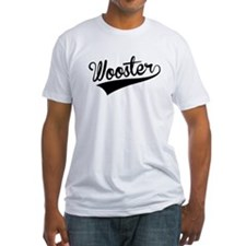 Wooster, Retro, T-Shirt