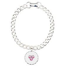 Bunco Breast Cancer Bracelet