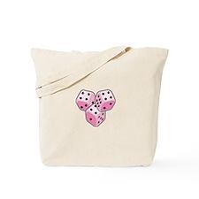 Bunco Breast Cancer Tote Bag