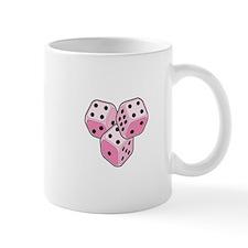 Bunco Breast Cancer Mugs