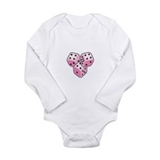 Bunco Breast Cancer Body Suit