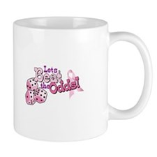 Lets Beat the Odds! Mugs