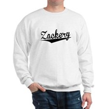 Zackery, Retro, Sweatshirt