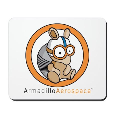 Armadillo Aerospace Mousepad