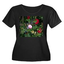 Rare Rose of Nature Plus Size T-Shirt