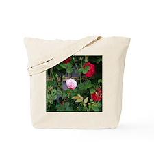 Rare Nature Rose Tote Bag