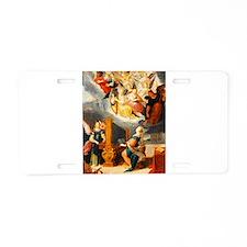 Franken II - St Cecilia - 17th Century - Oil on Pa