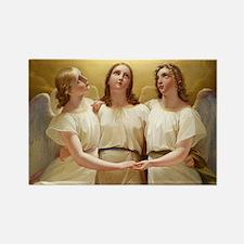 Kadik - three Angels - 1822 - Painting Magnets