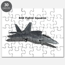 F-22A Raptor 94 FS Puzzle