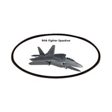 F-22A Raptor 94 FS Patches