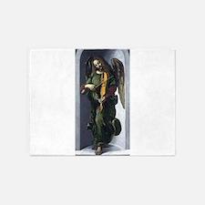 de Predis - Angel in Green - Circa 1490 - Oil on P