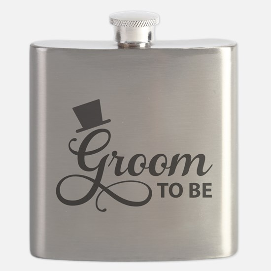 Groom to be Flask